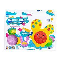Шариковый пластилин Genio Kids 6 цветов