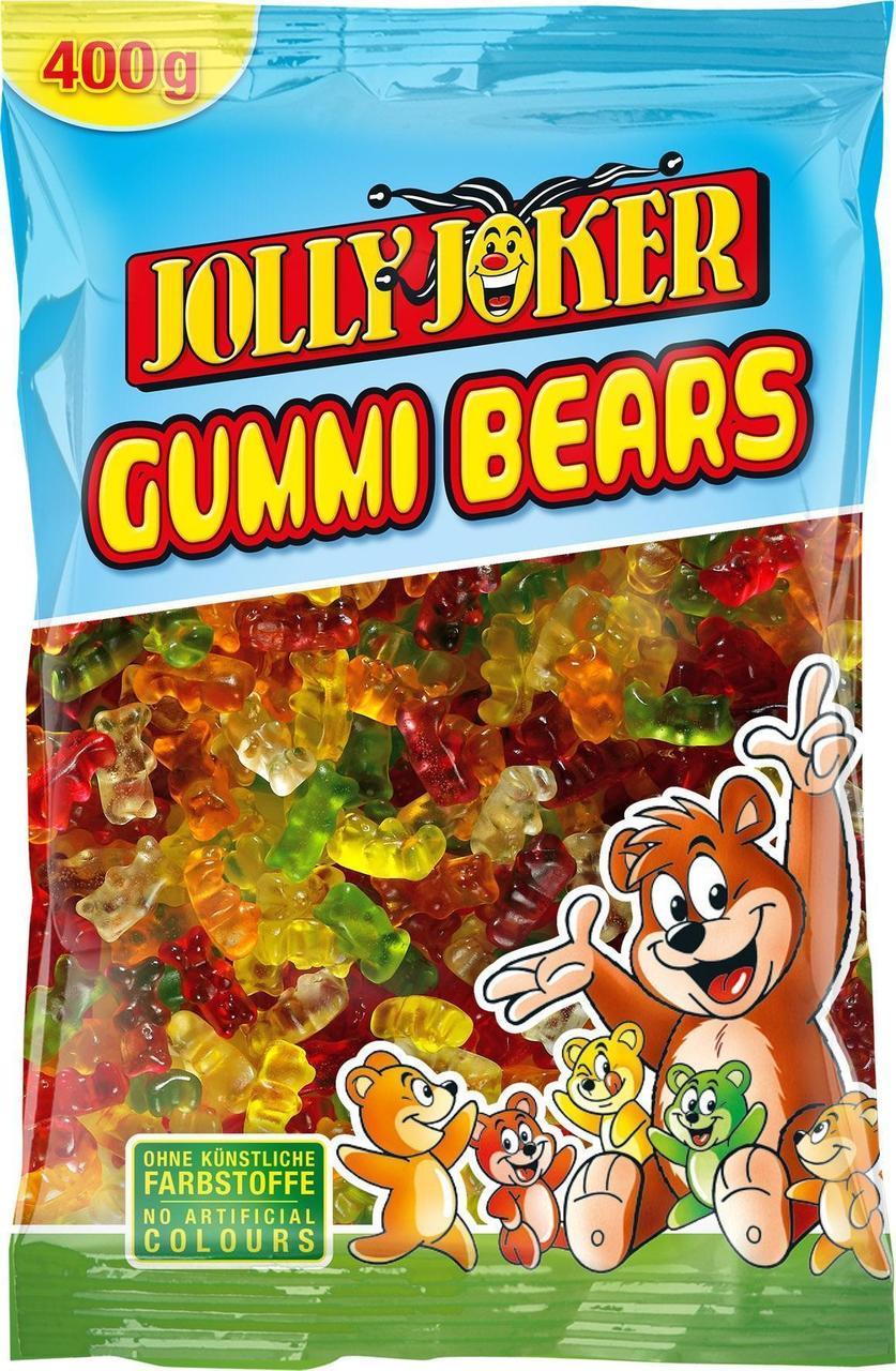 "Марм.жев. ""Мишки"" 0.4 кг  /JollyJoker/Германия"