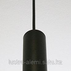 Светильник Подвесной SAT 60mm BK 7w, фото 3