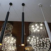 Светильник Подвесной SAT 60mm BK 7w