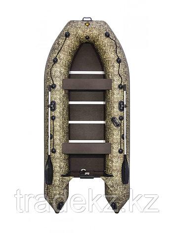 Лодка ПВХ Ривьера Компакт 3600 СК камуфляж камыш, фото 2