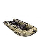 Лодка ПВХ Ривьера Компакт 3600 СК камуфляж камыш, фото 3