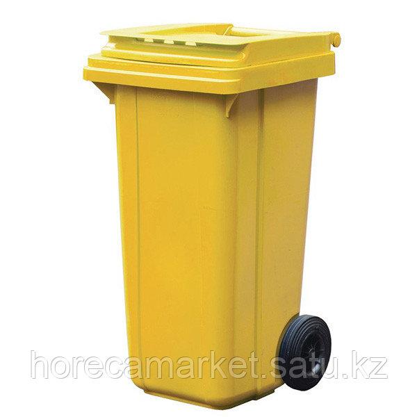 Контейнер для мусора 120 л