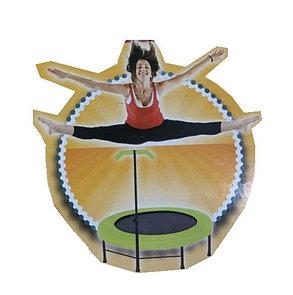 Фитнес батут для похудения GYM Form FIT BOOST, фото 2
