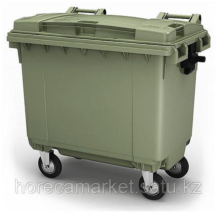 Контейнер для мусора 660 л, фото 2