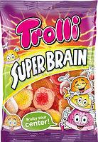 Жев. мармелад Trolli Super Brain Супер Мозги 175 гр.