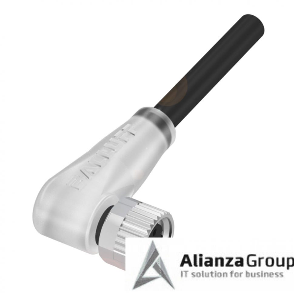 Разъем с кабелем Balluff BCC M324-0000-10-010-PW0434-100