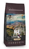 Сухой корм для собак мелких пород Landor Small Breed Dog с уткой и рисом