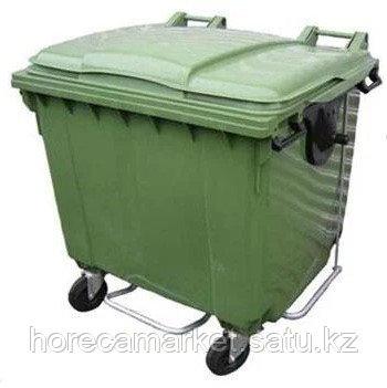 Контейнер для мусора 770 л с педалью, фото 2