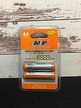 Аккумуляторы пальчиковые (тип АА) 3000 mAh
