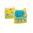 Надувные нарукавники для плавания Intex 59650NP (Yellow-Blue)