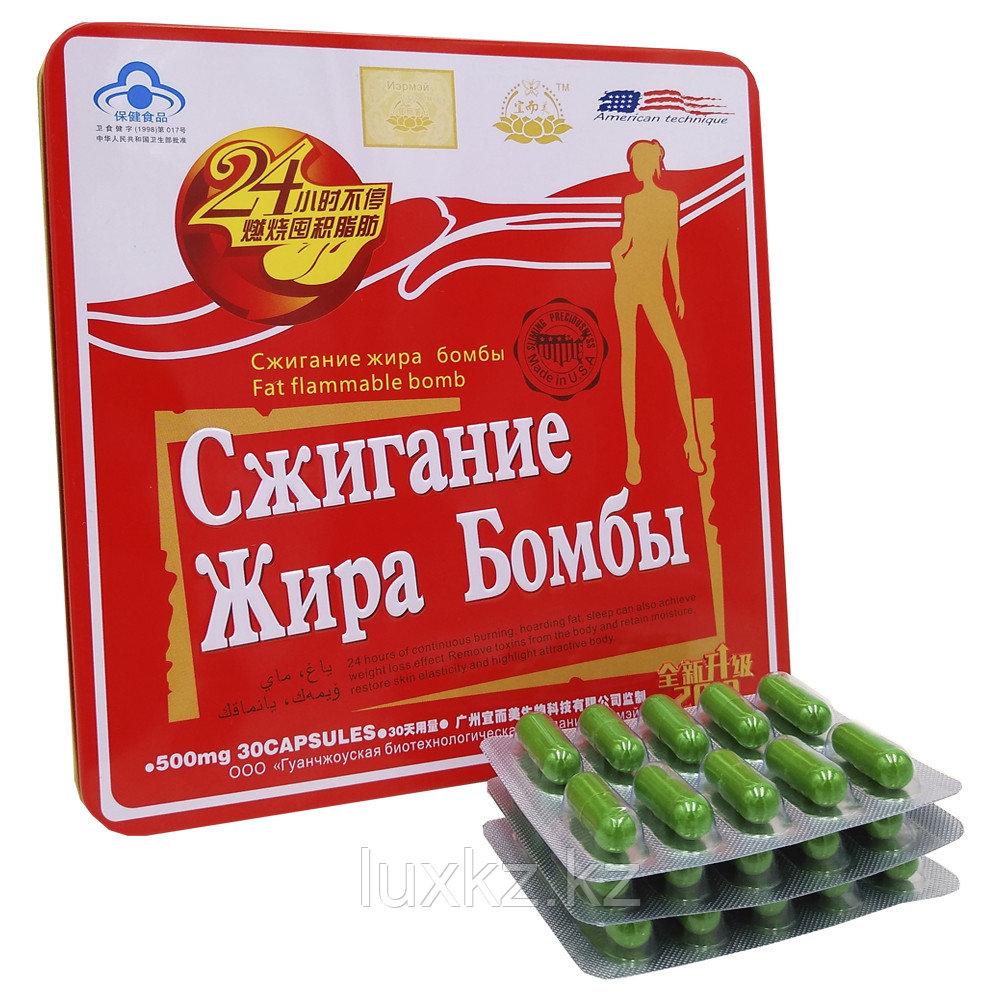 Красная бомба