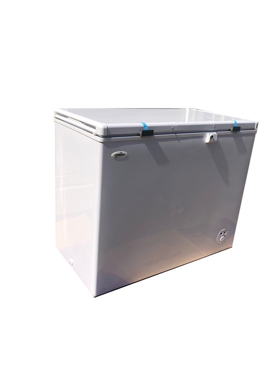 Холодильник-морозильник  ORION  BD-235W сундук (белый)