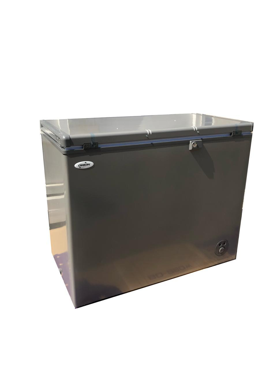 Холодильник-морозильник  ORION  BD -235S серый (сундук)