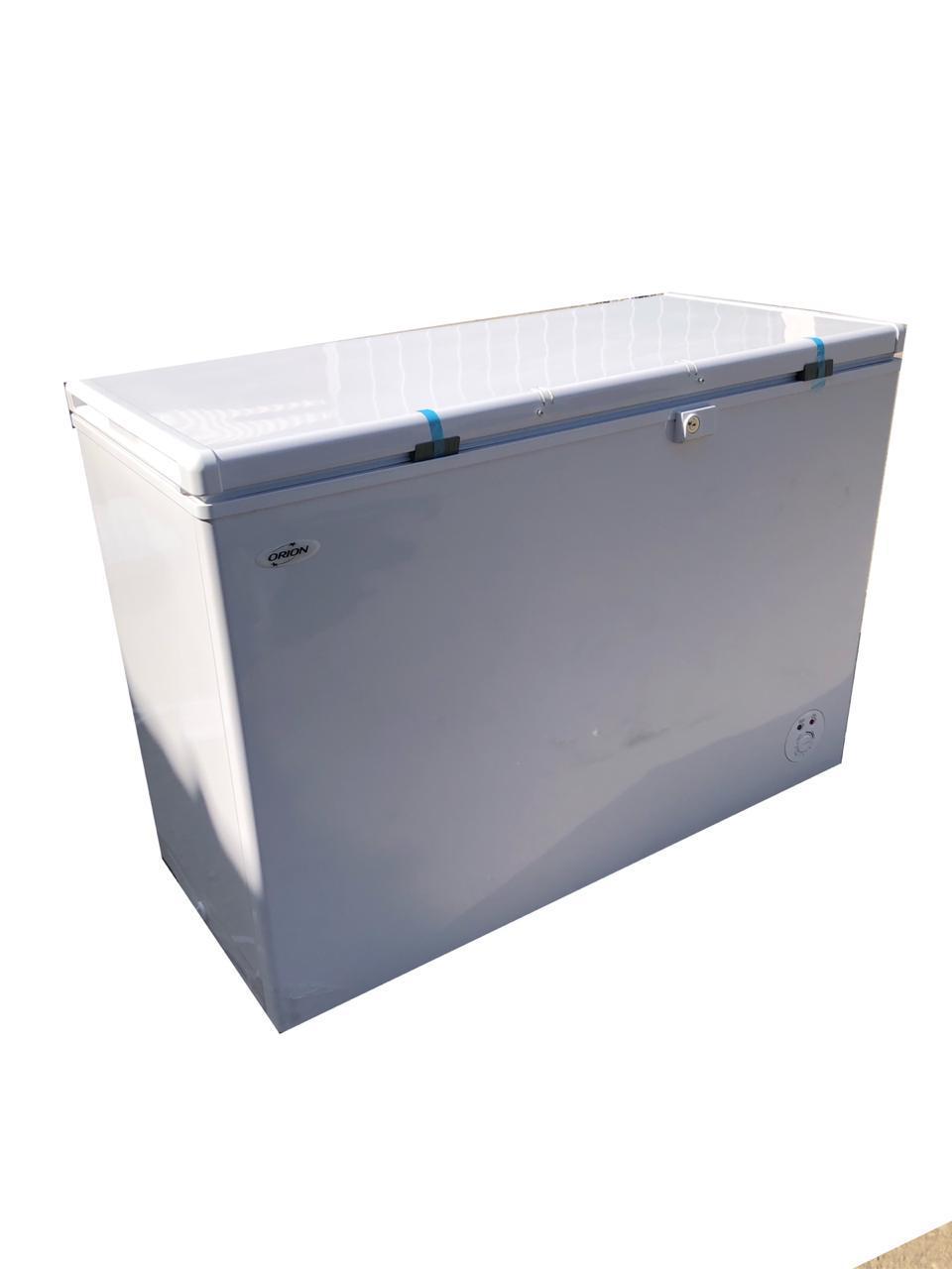 Холодильник-морозильник  ORION  BD-300W сундук (белый)