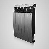 Радиаторы BiLiner 500 V Silver Satin в Нур-Султане, фото 1
