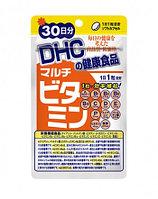 Мультивитамины DHC, 30 дней