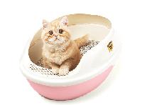 Туалеты, лотки и совки для кошек