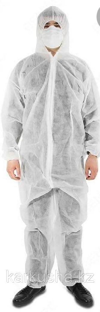 Одноразовый защитный костюм