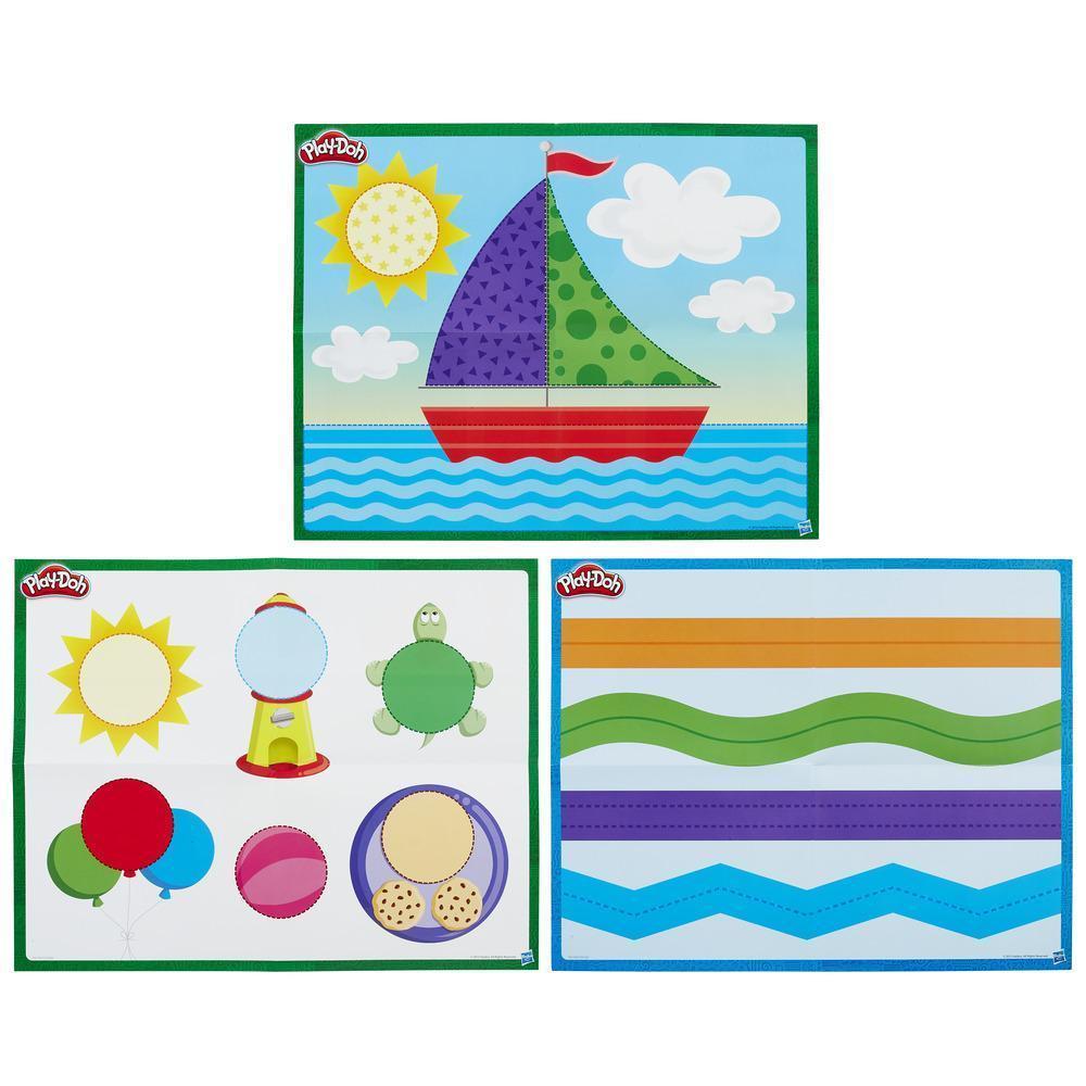 Пластилин Play-Doh Плей-До Текстуры и инструменты Hasbro - фото 4