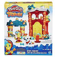 Пластилин Play-Doh Плей-До Пожарная станция Hasbro