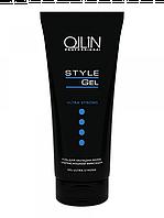 Гель для волос OLLIN ультрасильной фиксации, 200 мл №21111/71614