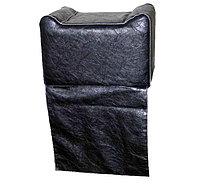 AS-090 Кресло-пуфик детское переносное (черное)