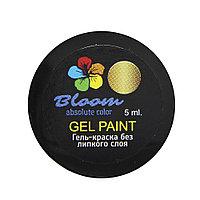 Гель-краска BLOOM Золото 5 мл