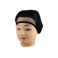 Сетка для парика (паутинка) M-010 черная AISULU №25348