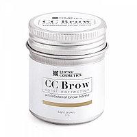 Хна для бровей CC Brow светло-коричневый 5 г №59047