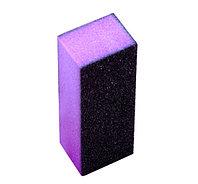 Бафик-шлифовка для искусственных ногтей 3-х стор. (1 шт.) №56807