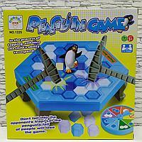 """Настольная игра """"Пингвин на льдине"""""""