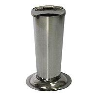 Стакан металлический с крышкой для инструм. S 11 см №70971(2)
