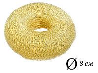 Валик для объема волос Q-65 бежевый Ø 8 см AISULU (м) №11318(2)