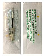 Иглы татуажные защелкивающиеся с 2-х сторон №5 RL (10 шт.) №10441(2)