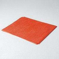 Простыня одноразовая Спандбонд 30 г/кв.м (200 х 140 см) оранжевый Чистовье (10 шт.) №1473