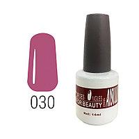 Гель-лак для ногтей №030 14 мл AISULU №8639(2)