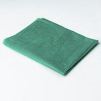 Простыня одноразовая Спандбонд 30 г/кв.м (200 х 140 см) зеленый Чистовье (10 шт.) №1404