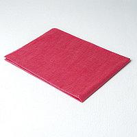 Простыня одноразовая Спандбонд 30 г/кв.м (200 х 140 см) розовая Чистовье (10 шт.) №1541