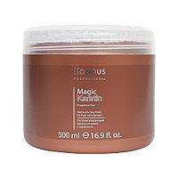 Маска для волос KAPOUS с кератином реструктурирующая Magic Keratin 500 мл №60449