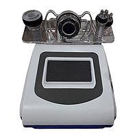 Аппарат косметолог. 4 в 1 кавитация, вакуумный массаж с RF — лифтингом лица и тела №87580(2)