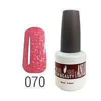 Гель-лак для ногтей №070 14 мл AISULU №9018(2)