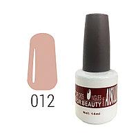 Гель-лак для ногтей №012 14 мл AISULU №8325(2)