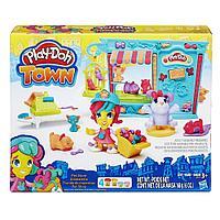 Пластилин Play-Doh Плей-До Зоомагазин Hasbro