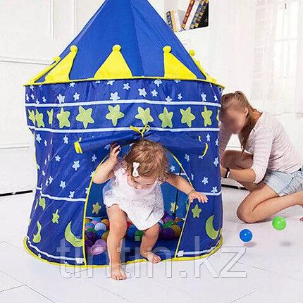 Детская палатка домик 105х105х135см, фото 2