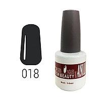 Гель-лак для ногтей №018 14 мл AISULU №7465(2)