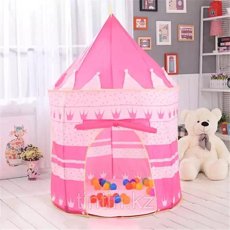 Детская палатка домик 105х105х135см