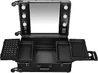 Студия мобильная RB-4633 для визажиста (черный) №62389(2)
