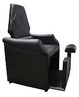 AS-0898 Кресло педикюрное без ванночки (черное)
