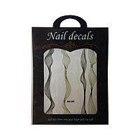 Лента гибкая для дизайна ногтей Nail Decals (в ассорт.) №97183(2)